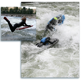 riverboarding photos